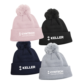 New Era<sup>®</sup> Pom Pom Toque - The New Era<sup>®</sup> Pom Pom Toque is the ideal hat to make a statement this winter.