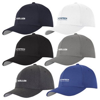ATC<sup>™</sup> by Flexfit<sup>®</sup> Wool Blend Cap - A traditional baseball cap look in a wool blend with comfortable stretch.
